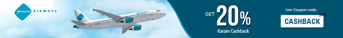 Jazeera Airways Online Booking